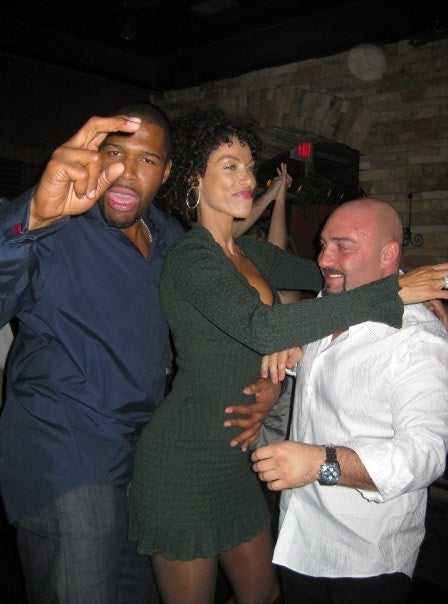 It's Never A Real New Year's Party Until Jay Glazer Licks Your Face