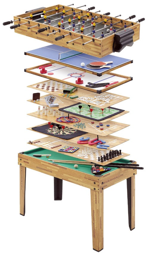 10 Gadgets For Instant Game Rooms