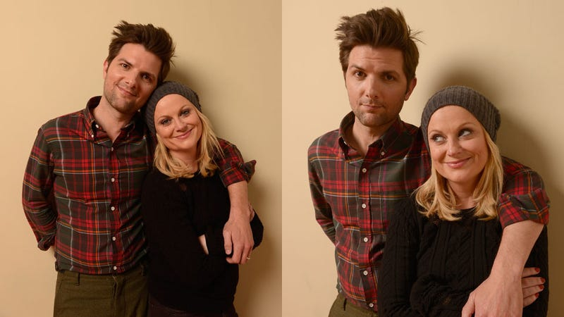 Adam Scott Reveals Amy Poehler's Demanding On-Set Lunch Habits