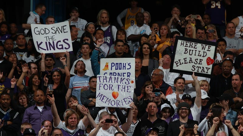 The Kings Are Staying Home, But The NBA Is Still Rigged Against Them