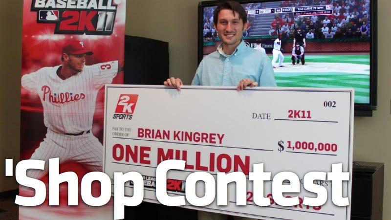Million-Dollar Winners