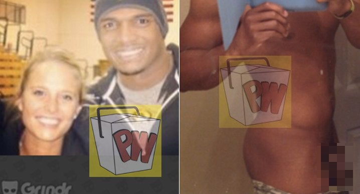 Michael Sam's Agent Says It's Not Sam's Penis in This NSFW Grindr Pic