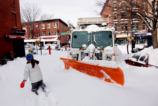 NYC's Sanitation Department Didn't Enjoy the Blizzard Either