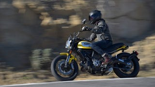 First Ride: The Ducati Scrambler Is An Amazingly Fun Bike For All Riders
