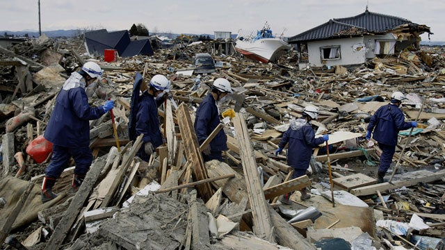 Unemployed Japanese Workers Flock to Radiation-Contaminated Fukushima