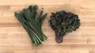 Properly Prepare Kale for a Salad with a Leafy Massage