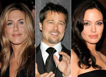 Angelina Jolie Tells Jennifer Aniston to 'Back Off' of Brad Pitt