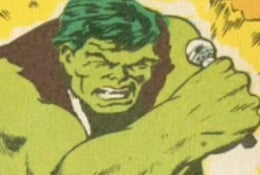 Hulk's Greatest Hits. The Ones That Don't Involve Fists