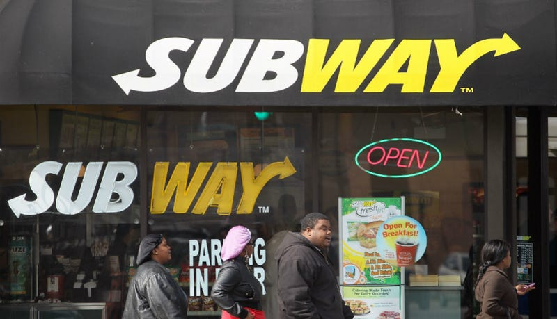 Subway Forces Violently Sick Employee to Keep Working, Then Fires Her