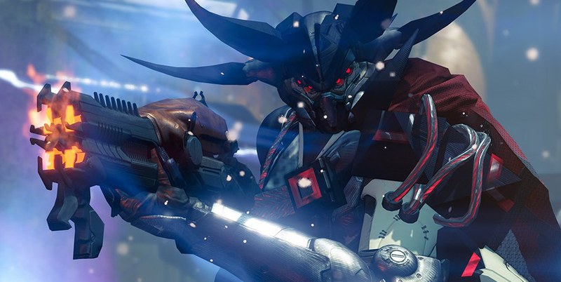 Destiny Player Destroys Latest Raid Boss All By Himself