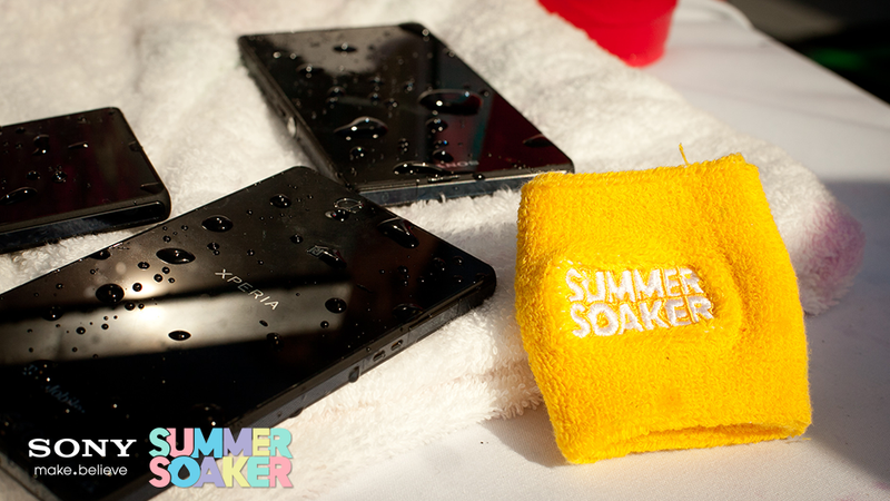 This is How You Summer: A Lesson in Super Soaking