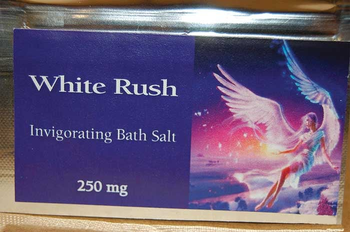 """""""Bath Salts"""" act like Ecstasy in our brains"""