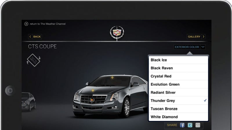 Opel Adam's Silly Name, Cadillac To Give Away iPads To XTS Buyers, And Mitt Romney's Car Problems