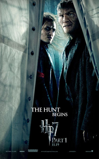 Deathly Hallows Posters