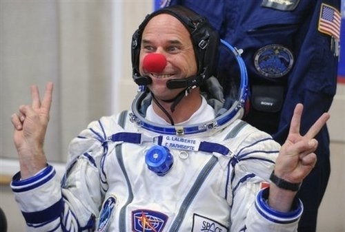 Can't Sleep. Space Clown Will Get Me