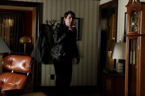 "Grimm 1x06, ""The Three Bad Wolves"" Pictures"