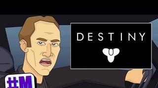 Nic Cage Has A Bone To Pick With <i>Destiny</i>