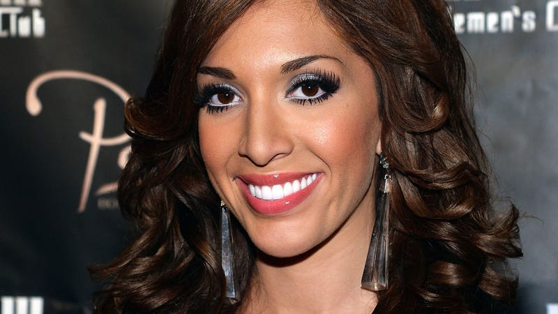 Farrah Abraham's Fans Are Furnishing Her Home Through Amazon Wish List