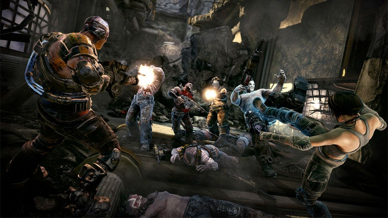 Bulletstorm Hands On: Big Guns, Big Boots & Big Combos