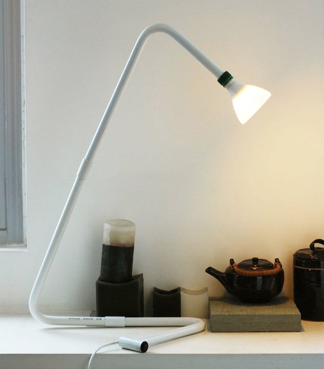 Ugly Duckling Lamp Uses Crappy Materials to Look Great