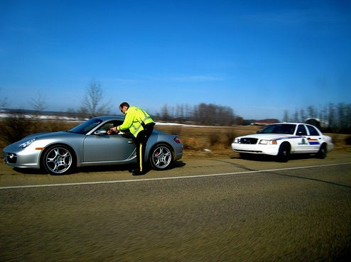 Secretly Recording A Traffic Stop In Massachusetts Will Land You In The Slammer