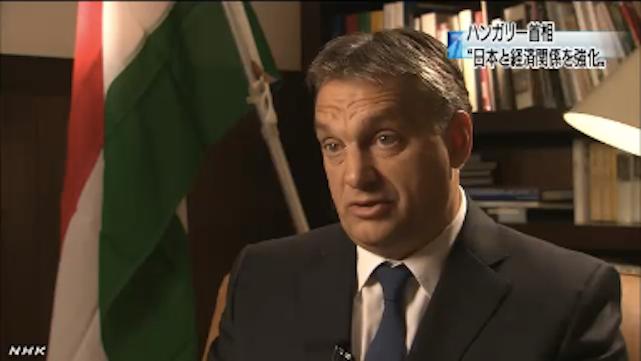 Hagyd abba a munkát! Itt van Orbán japán interjúja angolul!!! (updatelve!)