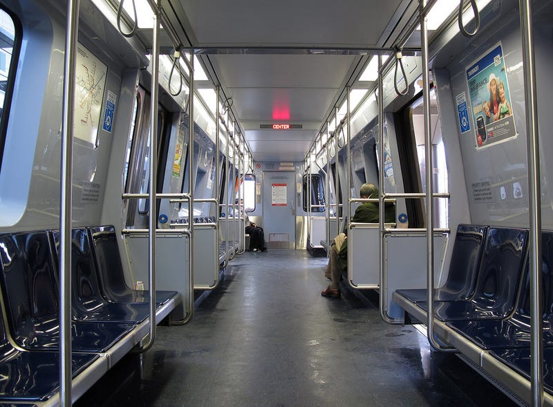 The Ten Worst Public Transit Experiences You'll Ever Hear