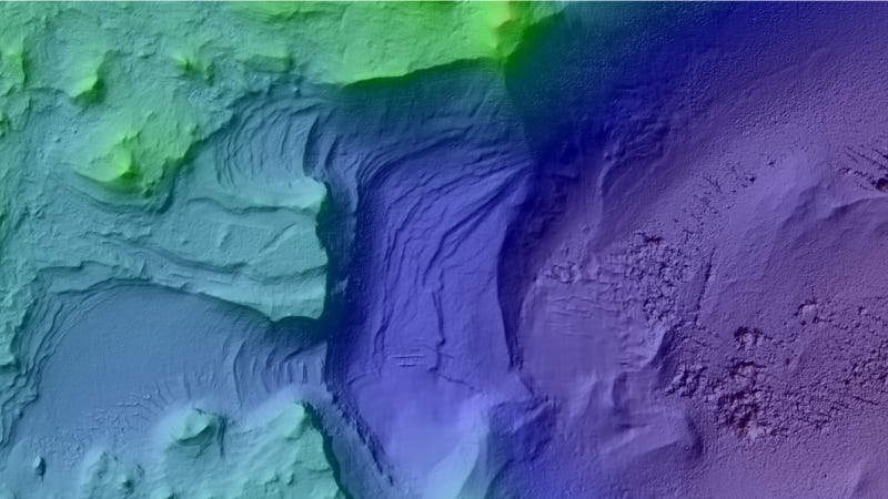 The most beautiful images of Mars you've ever seen