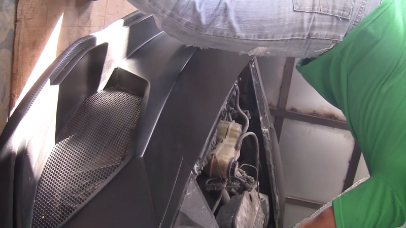 Exclusive Video: The World's Shadiest 'Supercar' Company Exposed