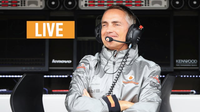 Ask Vodafone McLaren Mercedes Team Principal Martin Whitmarsh Anything You Want