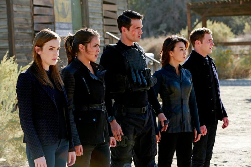Do AoS fans have FOX to thank? And what does it mean for Glee and Brooklyn-Nine-Nine?