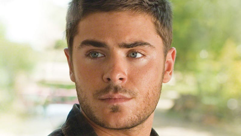 The Lucky One: Zac Efron Is a Horrible Actor, But He Looks Great Humping