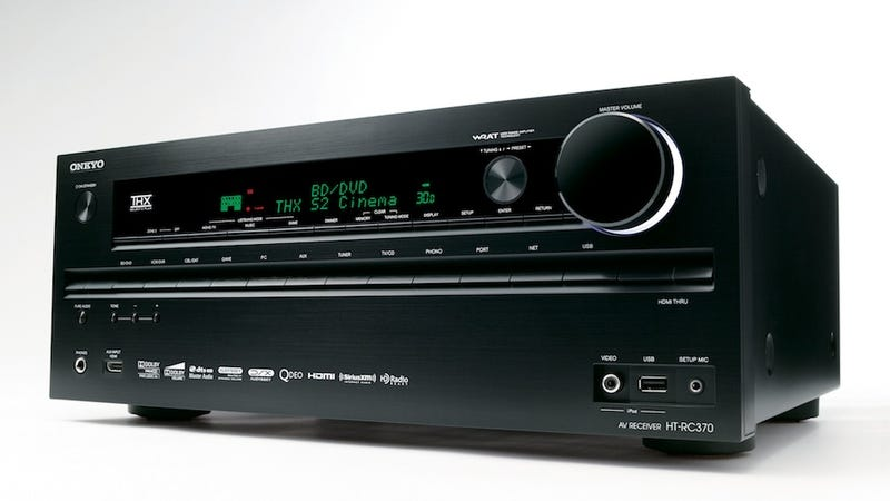 This Receiver Is So Future-Proofed, It Won't Work with Any TV