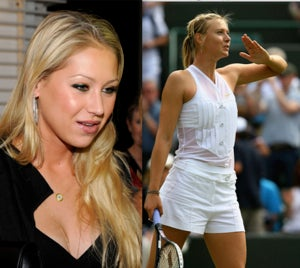 Post In Tennis-Hottie Mistake Scandal