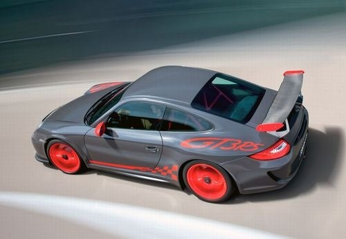 Ultimate Porsche 911 GT3 RS Rumored For 997 Finale