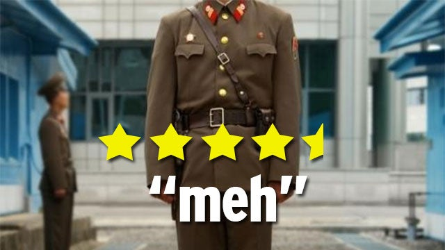 North Korean Gulags Receive Less Than Stellar Reviews