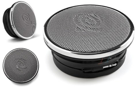 Altec Lansing Sends Ultra Portable Speakers Into Orbit