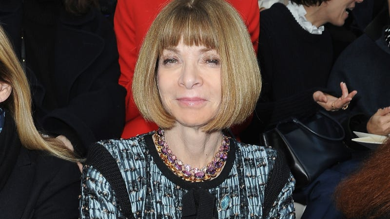 Anna Wintour Just Got A New Job