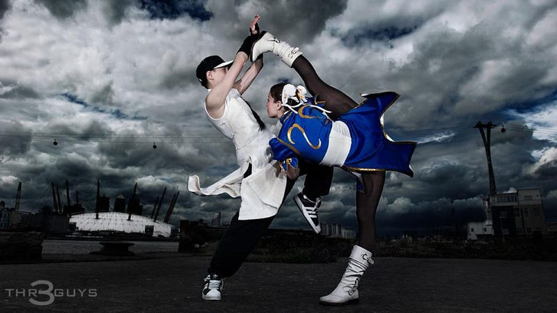 Meet The Real, Ass-Kicking Chun Li