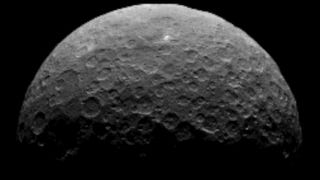 Dawn Is Arriving At Ceres, And The View Is Getting Pretty Sweet