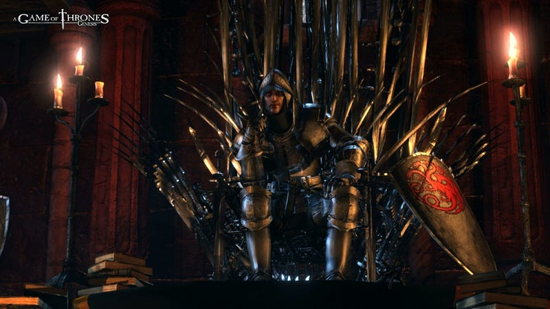 More Glimpses at the Game of Thrones Computer Game