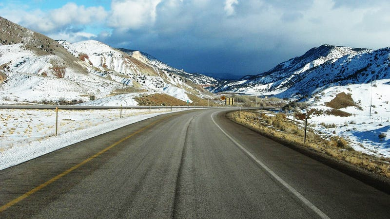 The Ten Best North American Roads For Speed Freaks