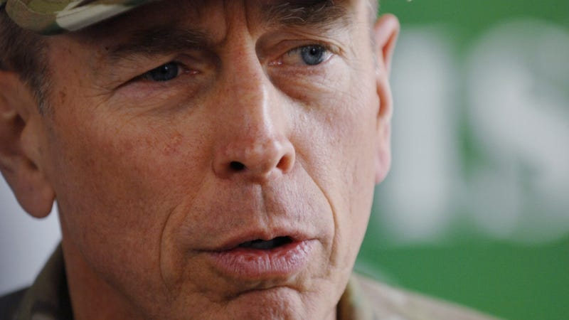 CIA Director David Petraeus Resigns Because of Extramarital Affair, But Who Did He Sleep With? [Edit: His Biographer, Allegedly]