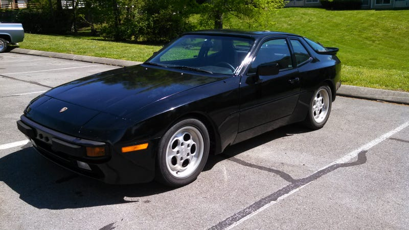 It's time Oppo. I'm selling my Porsche 944