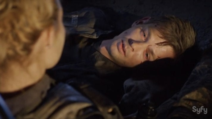 Stargate Universe shows what happens when you mess with Destiny