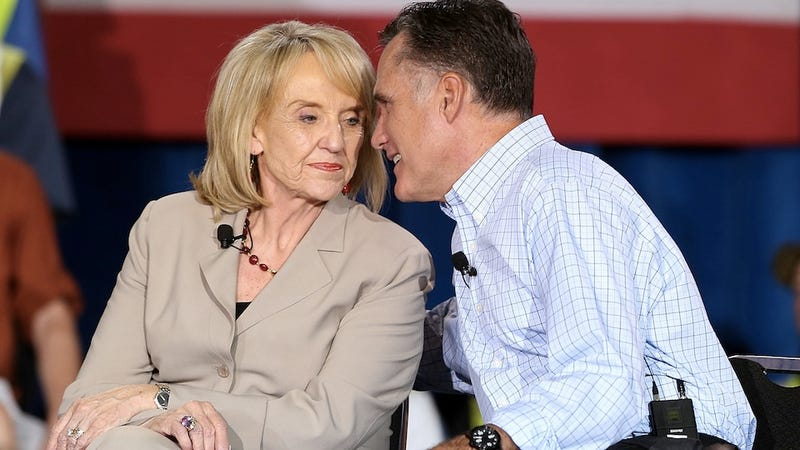 Jan Brewer Is Proud That 99.9% of Gun Owners Don't Shoot People