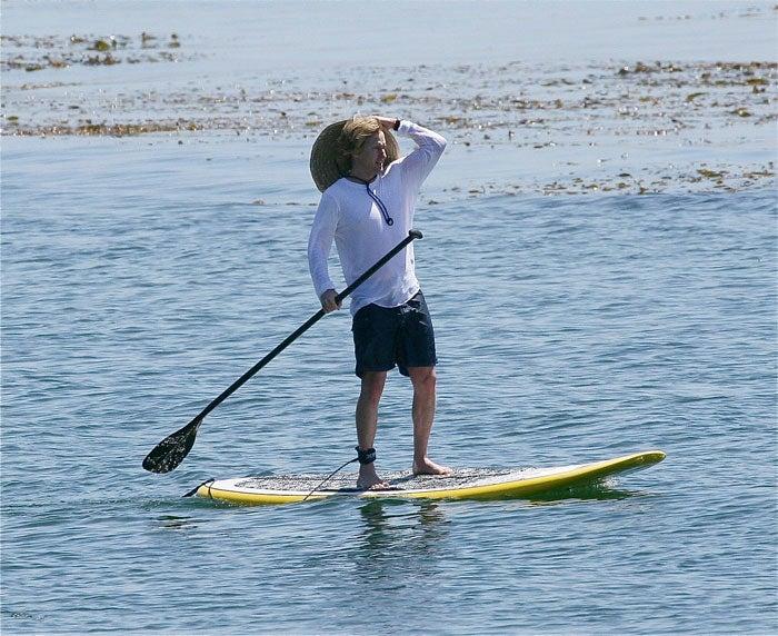 Owen Wilson: Paddle Wheee-l