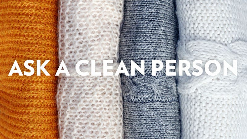 Year of the Clean Person: It's Time to Purge Your Winter Clothes