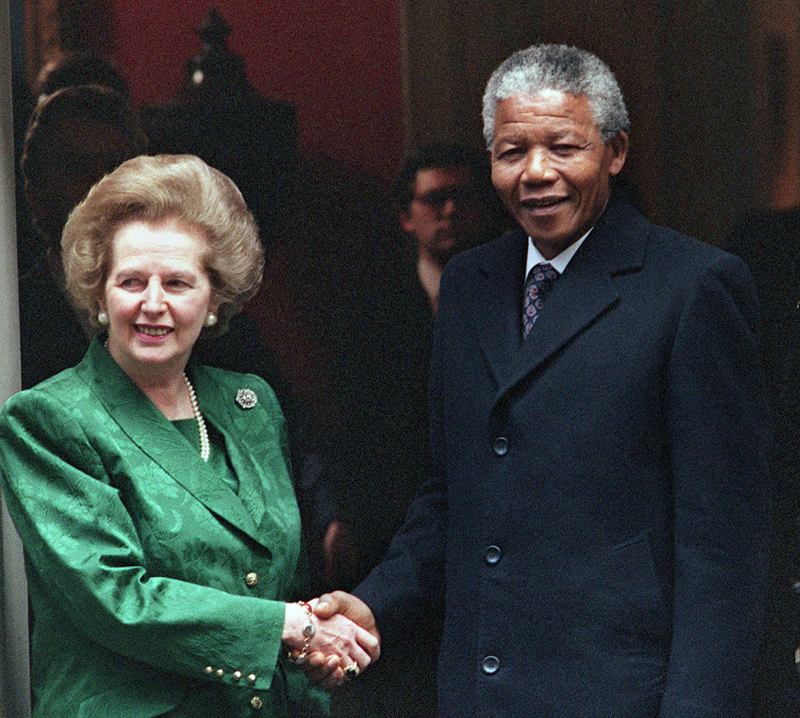 """A Typical Terrorist Organization"": What They Said About Mandela"