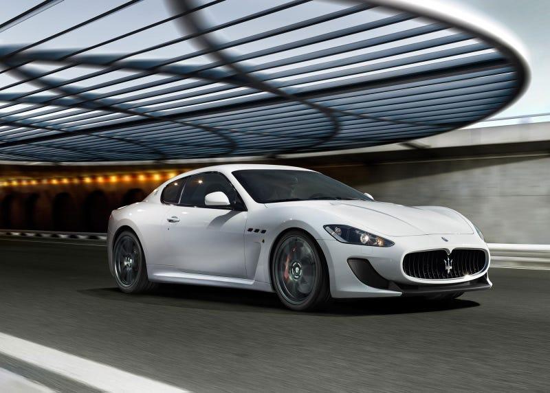 Maserati GranTurismo MC Stradale: Not An Italian Rapper